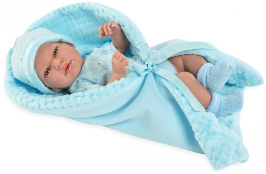 Купить Пупс Arias Elegance 38 см, винил, текстиль, Классические куклы и пупсы