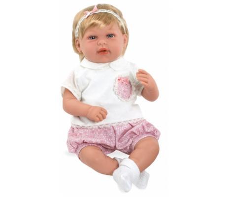 Кукла Arias Elegance 45 см плачущая кукла arias elegance 36 см т11075