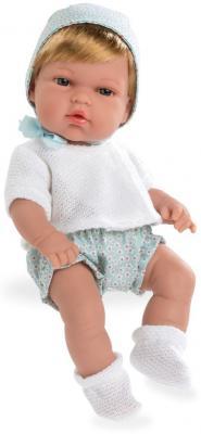 Купить Пупс Arias Elegance 33 см, винил, текстиль, пластик, Классические куклы и пупсы