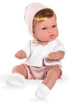 Купить Пупс Arias Elegance 33 см, винил, текстиль, Классические куклы и пупсы