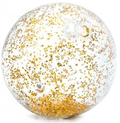 н.мяч прозрачн.71см, 2 цв. от 3лет
