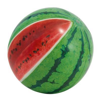 Купить Н.мяч арбуз 107см от 3лет, Intex, Винил, Для всех, Игрушки для воды и пляжа