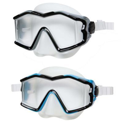 Спортивная игра Intex Маска для плавания Исследователь набор маска с трубкой и ластами intex 55959