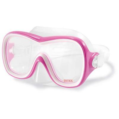 Спортивная игра Intex Маска для плавания Маска для серфинга набор маска с трубкой и ластами intex 55959