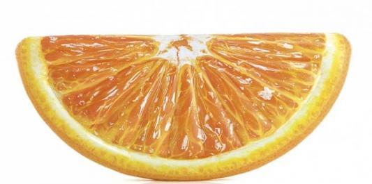 Надувной матрас Intex Долька апельсина с58763