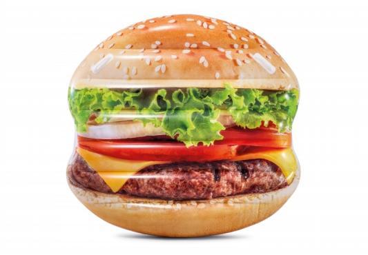 Надувной матрас Intex Гамбургер с58780