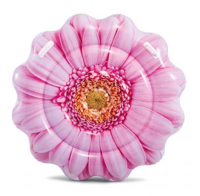 Надувной матрас Intex Розовый цветок с58787