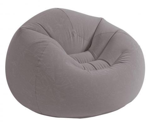 Надувное кресло Intex с68579 кресло надувное intex beanless bag 68569