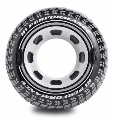 Надувной круг Intex Колесо с56268