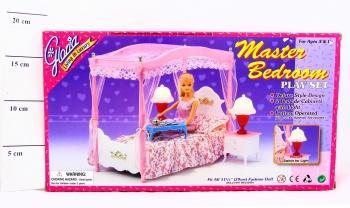 Купить Кроватка для кукол Наша Игрушка Gloria, Аксессуары для кукол