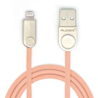 Фото - Кабель синхронизации USB AUZER AC-L21PK Lightning кабель