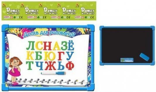 Доска для рисования Наша Игрушка двусторонняя двусторонняя доска для рисования play smart доска знаний a553 h27027
