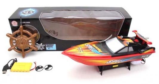 Купить Катер на радиоуправлении Наша Игрушка Катер пластик разноцветный, Радиоуправляемые игрушки