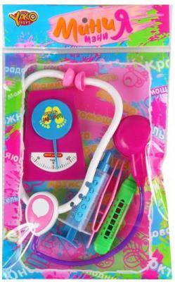 Купить Игровой набор Наша Игрушка доктор 5 предметов, для девочки, Игровые наборы Доктор
