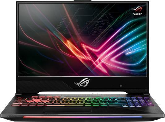 ASUS ROG GL504GW-ES058T +mouse 15.6(1920x1080 (матовый, 144Hz))/Intel Core i7 8750H(2.2Ghz)/16384Mb/1000+512SSDGb/noDVD/Ext:nVidia GeForce RTX2070(8192Mb)/Cam/BT/WiFi/war 2y/2.4kg/Gunmetal/W10 asus flip ux561un bo056t touch 15 6 1920x1080 touch intel core i5 8250u 1 6ghz 8192mb 512ssdgb nodvd ext nvidia geforce mx150 2048mb cam bt wifi war 2y 1 9kg pure silver w10