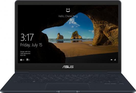 "купить Ультрабук ASUS Zenbook 13 UX331UAL-EG023T 13.3"" 1920x1080 Intel Core i7-8550U 512 Gb 16Gb Intel UHD Graphics 620 синий Windows 10 Home 90NB0HT3-M03520 по цене 82020 рублей"