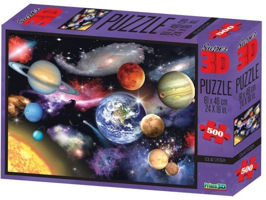 Стерео пазл Prime 3d Планеты Солнечной системы 500 элементов