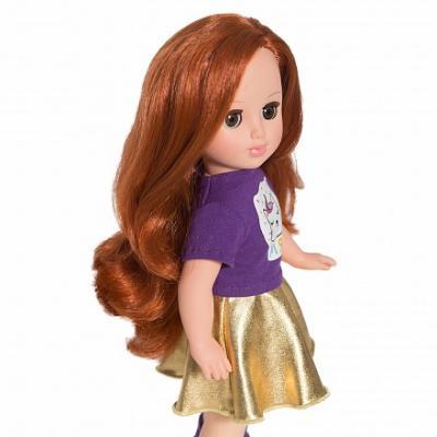 все цены на Кукла ВЕСНА Алла Яркий стиль 2 35 см онлайн