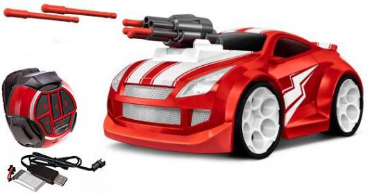 Машинка на радиоуправлении Пламенный мотор Сталкер Молния красный машинка пламенный мотор цвет красный