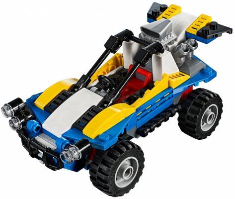 Конструктор LEGO Пустынный багги 147 элементов lego lego city 60156 багги для поездок по джунглям