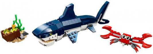 Конструктор LEGO Обитатели морских глубин 230 элементов конструктор lego обитатели морских глубин 230 дет 31088
