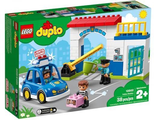 Конструктор LEGO Duplo: Town Полицейский участок 38 элементов 10902