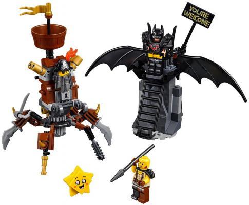 Купить Конструктор LEGO Боевой Бэтмен и Железная борода 168 элементов, Конструкторы