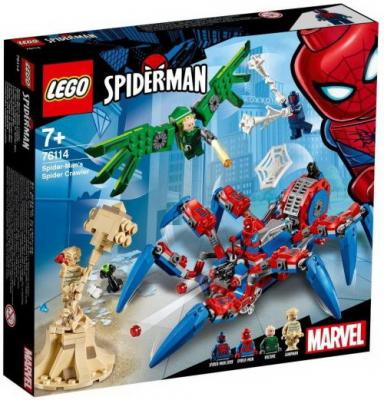 "Конструктор LEGO ""Super Heroes. Паучий вездеход"""