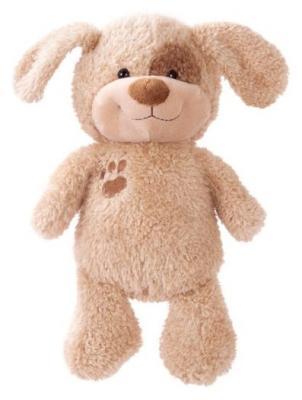 Мягкая игрушка щенок Fluffy Family Малыш искусственный мех трикотаж пластик полиэфирное волокно коричневый бежевый 20 см мягкая игрушка панда fluffy family крошка панда 30 см белый черный бежевый текстиль искусственный мех пластик 681241