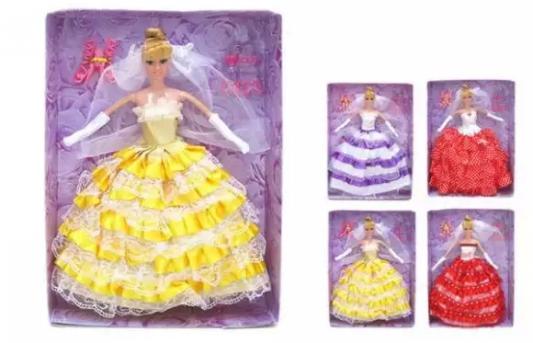 Кукла Наша Игрушка Невеста 28 см