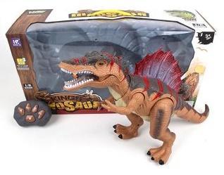 Купить Динозавр Наша Игрушка Динозавр пластмасса от 3 лет в ассортименте, Радиоуправляемые игрушки