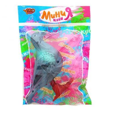 Игрушка заводная Голубь, пакет заводная игрушка наша игрушка петушок