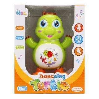 Интерактивная игрушка Наша Игрушка Танцующая черепашка от 3 лет игрушка