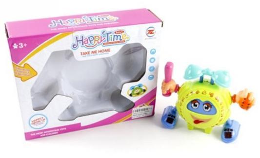 Интерактивная игрушка Наша Игрушка Веселый будильник от 3 лет игрушка
