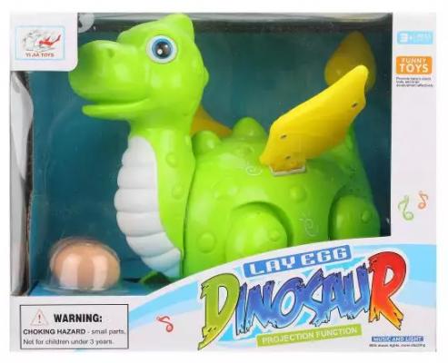 Купить Интерактивная игрушка Наша Игрушка Дракончик - мама от 3 лет, разноцветный, 20 см, пластик, унисекс, Игрушки со звуком