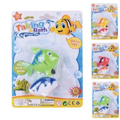 Купить Игрушка для купания для ванны Наша Игрушка Рыбки водоплавающие, в ассортименте, Игрушки для купания