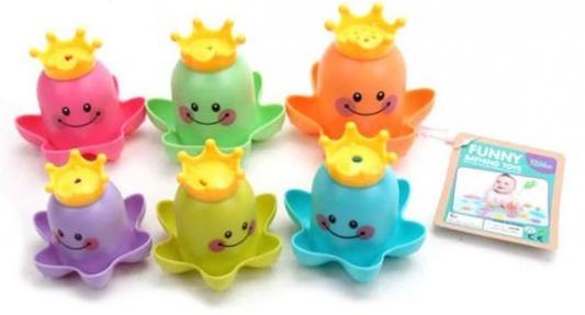 ящики для игрушек Набор игрушек для ванны Наша Игрушка Набор игрушек для купания