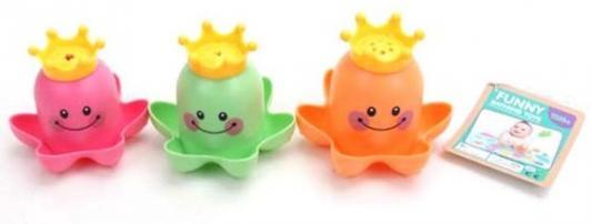 Набор игрушек для ванны Наша Игрушка Набор игрушек для купания игрушки для ванны огонек набор игрушек для купания выпечка