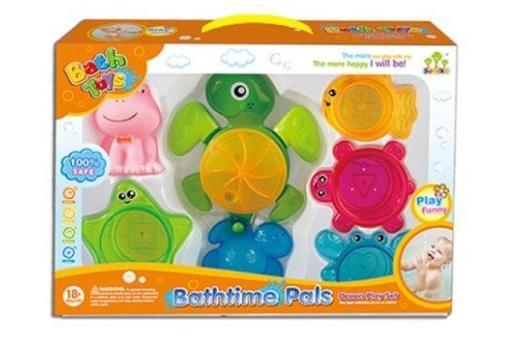 Набор игрушек для ванны Наша Игрушка Черепашка