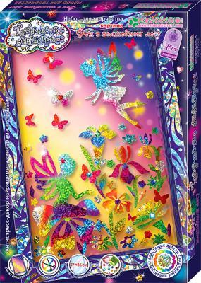 Набор для изготовления картин Клеvер Феи в волшебном лесу от 10 лет набор для изготовления картин клевер фея колокольчика от 8 лет аб 41 103