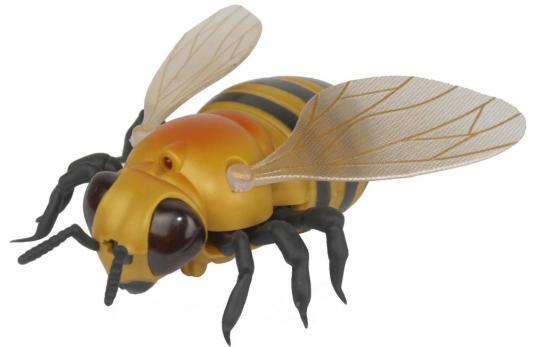 Интерактивная игрушка 1toy Робо-пчела Т14328 от 6 лет музыкальные игрушки 1toy интерактивная игрушка 1toy смартфон музыкальные инструменты