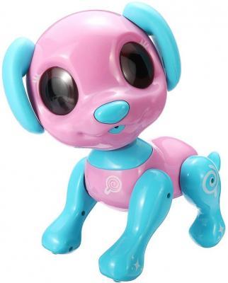 Интерактивная игрушка 1toy Т14336 от 3 лет розово-голубая музыкальные игрушки 1toy интерактивная игрушка 1toy смартфон музыкальные инструменты