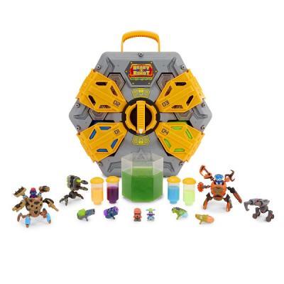 Купить Игрушка Ready2Robot Космический корабль / Арена для сражений, Игрушки-трансформеры