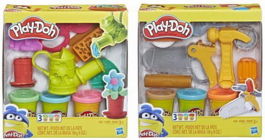 Игровой Набор Hasbro Play-Doh Плей-До Сад или Инструменты