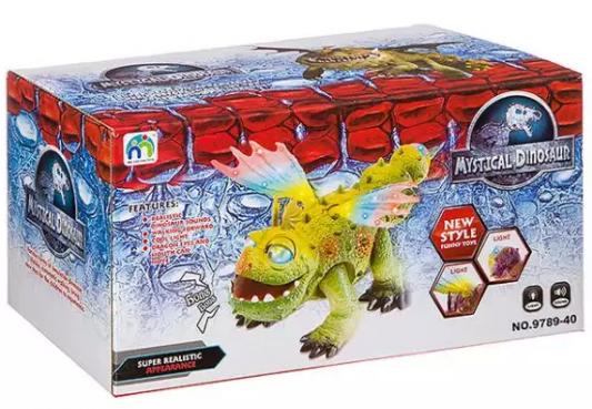Интерактивная игрушка Наша Игрушка Динозавр от 3 лет