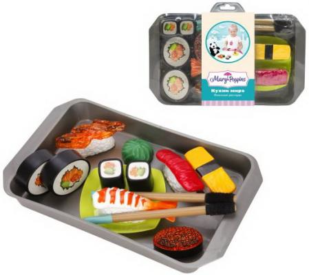 "цена Набор посуды и продуктов Mary Poppins ""Японский ресторан"" онлайн в 2017 году"