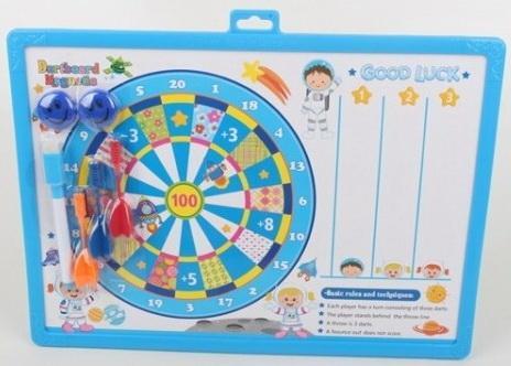 Купить Доска для рисования Shantou Gepai магнитная/дартс, ассортимент, Мольберты и доски для детей