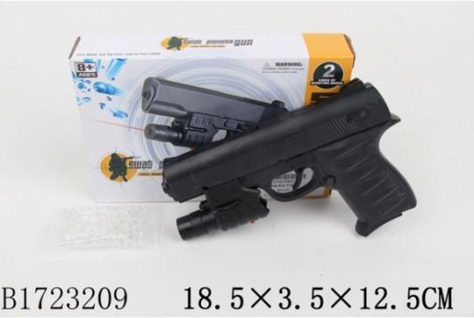 Купить Оружие Shantou черный, (ГхШхВ) 4x19x13см, для мальчика, Игрушечное оружие