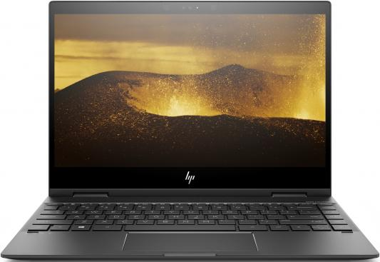 Ноутбук HP Envy x360 13-ag0005ur <4GQ72EA> Ryzen 5-2500U (2.0)/16GB/256GB SSD/13.3 FHD IPS Touch/Int: AMD Vega 8/Cam IR HD/Win10 +Pen (Dark Ash) - Tr