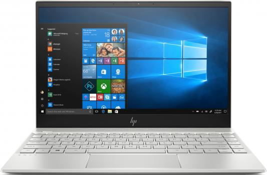 Ноутбук HP Envy 13-ah1014ur <5CS98EA> i5-8265U (1.6)/8GB/256GB SSD/13.3 FHD IPS + Privacy Screen/Int Intel UHD 620/Cam HD/FPR/Win10 (Natural silver)
